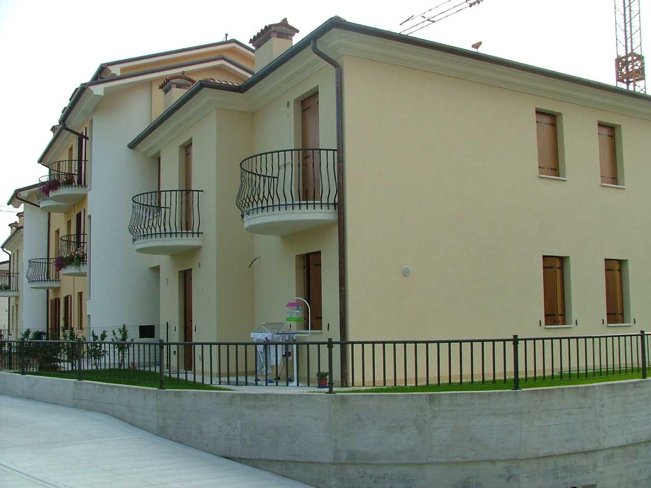 Realizzazione di 11 appartamenti siti in Via Salvioli Marostica